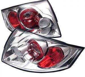 99-04 Audi TT Altezza Tail Lights – Chrome