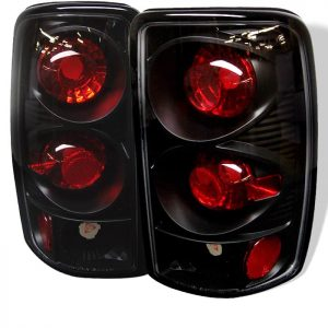00-06 GMC Denali Altezza Tail Lights – Black