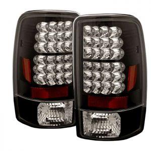 00-06 GMC Denali LED Altezza Tail Lights – Black