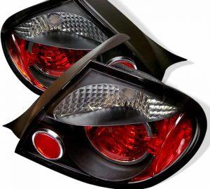 03-05 Dodge Neon Altezza Tail Lights – Black