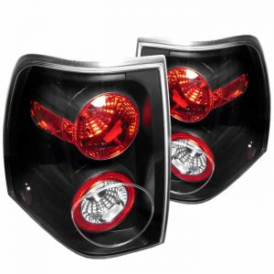 03-06 Ford Expedition Altezza Tail Lights – Black