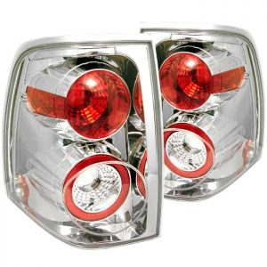 03-06 Ford Expedition Altezza Tail Lights – Chrome
