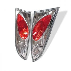 00-04 Ford Focus 5DR Altezza Tail Lights – Chrome