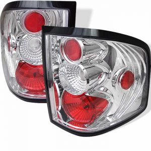 04-05 Ford F150 Flareside Altezza Tail Lights – Chrome