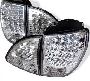 98-00 Lexus RX300 LED Tail Lights – Chrome