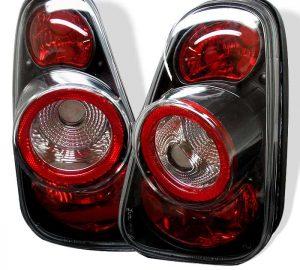 02-05 Mini Cooper Altezza Tail Lights – Black