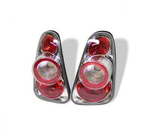 02-05 Mini Cooper Altezza Tail Lights – Chrome