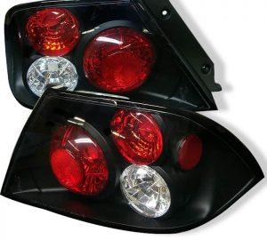 02-03 Mitsubishi Lancer Altezza Tail Lights – Black
