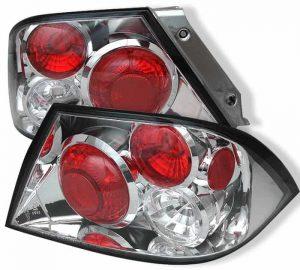 02-03 Mitsubishi Lancer Altezza Tail Lights – Chrome