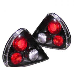 99-02 Mitsubishi Lancer Altezza Tail Lights – Black