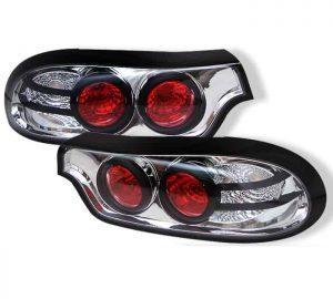 93-01 Mazda RX7 Altezza Tail Lights – Chrome