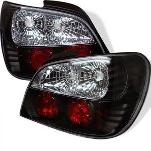 02-03 Subaru Impreza Altezza Tail Lights – Black
