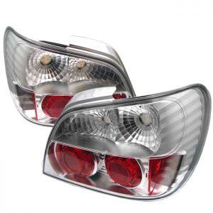 02-03 Subaru Impreza Altezza Tail Lights – Chrome