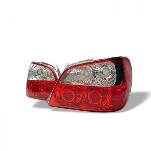02-03 Subaru Impreza Altezza Tail Lights – Red
