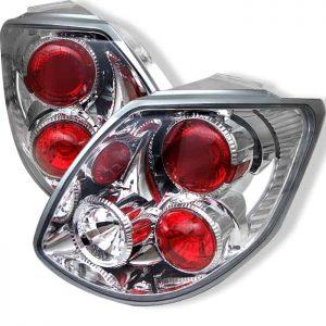 02-05 Toyota Matrix Altezza Tail Lights – Chrome