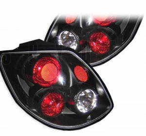 02-05 Toyota Matrix Altezza Tail Lights – Black