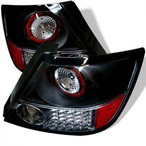 04-08 Scion TC LED Tail Lights – Black