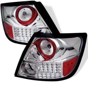04-08 Scion TC LED Tail Lights – Chrome