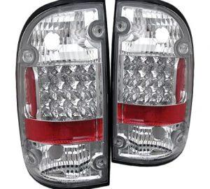95-00 Toyota Tacoma LED Altezza Tail Lights – Chrome