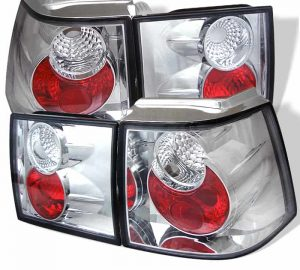 95-98 Volkswagen Corrado Altezza Tail Lights – Chrome