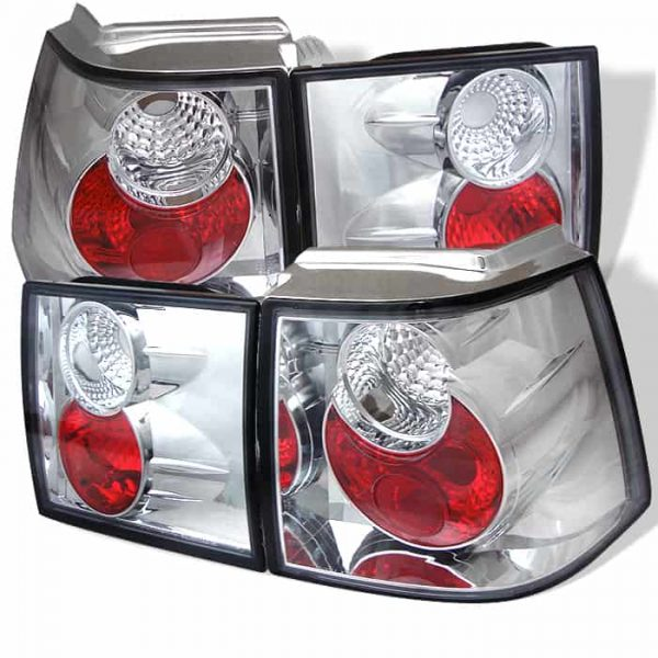 95-98 Volkswagen Corrado Altezza Tail Lights – Chrome