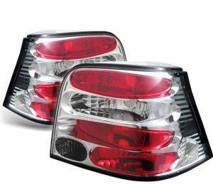 99-04 Volkswagen Golf Altezza Tail Lights – Chrome