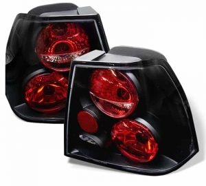99-04 Volkswagen Jetta Altezza Tail Lights – Black