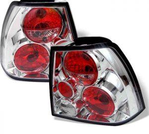 99-04 Volkswagen Jetta Altezza Tail Lights – Chrome