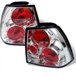 99-04 Volkswagen Jetta Altezza Tail Lights – Chrome
