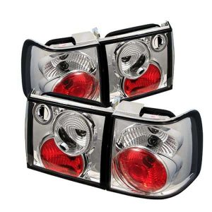 93-96 Volkswagen Passat Altezza Tail Lights – Chrome