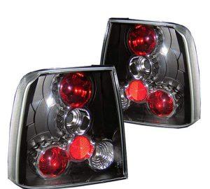 97-00 Volkswagen Passat Altezza Tail Lights – Black