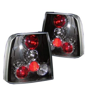 97-00 Volkswagen Passat Altezza Tail Lights – Black