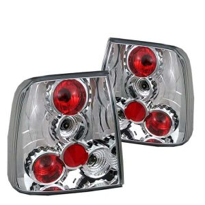97-00 Volkswagen Passat Altezza Tail Lights – Chrome