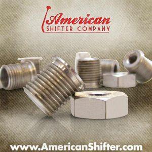Standard Custom Shift Knob Adapter Set ~ 8 Piece