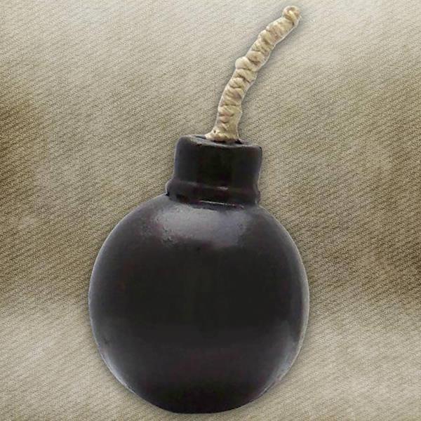 Boom Boom Black Fuse Bomb Custom Shift Knob