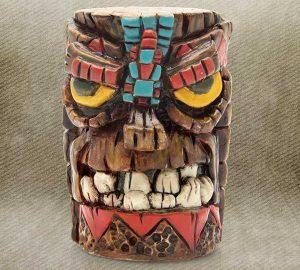Aldo Aztec Tiki Custom Shift Knob