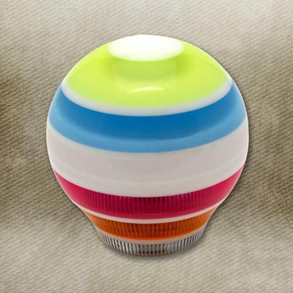 Multi Color Super Stripe Custom Shift Knob