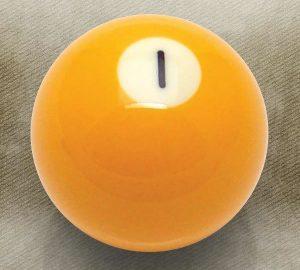 1 Ball Billiard Pool Custom Shift Knob