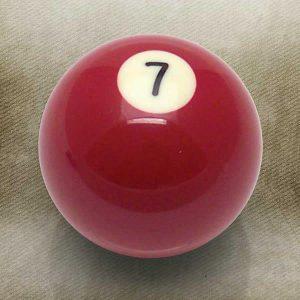 7 Ball Billiard Pool Custom Shift Knob