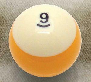 9 Ball Billiard Pool Custom Shift Knob