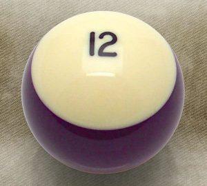 12 Ball Billiard Pool Custom Shift Knob