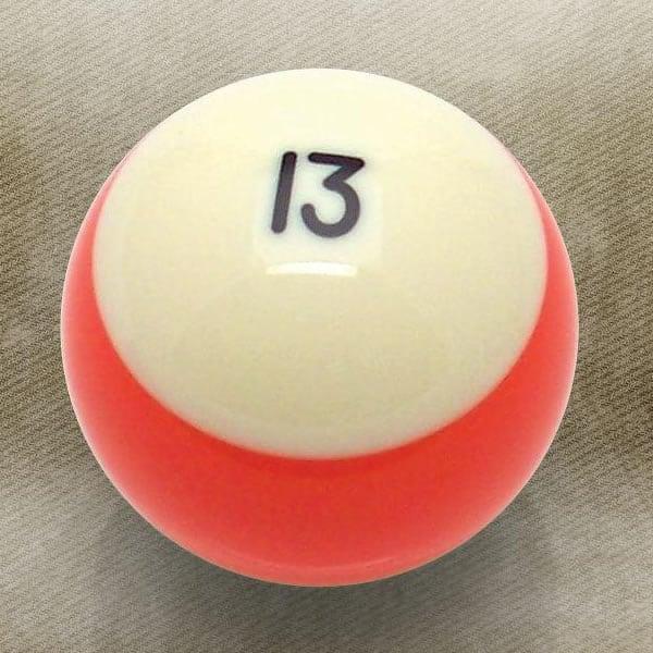 13 Ball Billiard Pool Custom Shift Knob