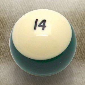 14 Ball Billiard Pool Custom Shift Knob