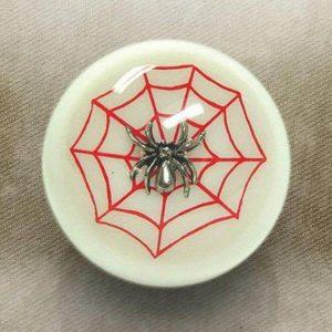 White Spider Custom Shift Knob