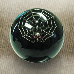 Black Spider Custom Shift Knob