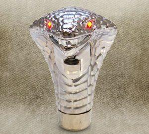 Illuminated Cobra Custom Shift Knob