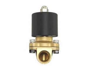 3/8″ 200psi Electronic Brass Air Bag Valve (Bare no Mounting Bracket)