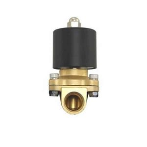 1/2″ 250psi Electronic Brass Air Bag Valve (Bare no Mounting Bracket)