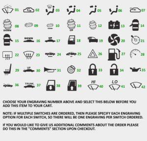 Billet Etching Service – Automotive