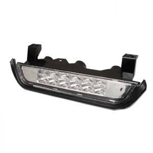 93-98 Jeep Grand Cherokee LED 3RD Brake Light – Chrome